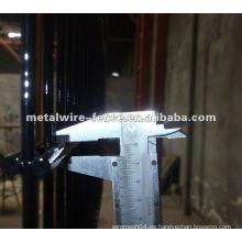 Revestimiento de PVC doble malla de valla