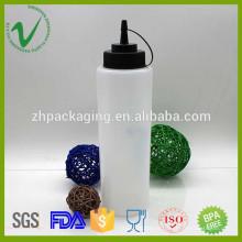 Vente en gros de matières plastiques à faible teneur en LDPE en plastique souple en bouteille en plastique