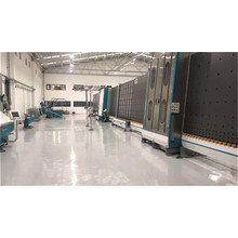 Ligne de production de verre isolant à fonctionnement automatique