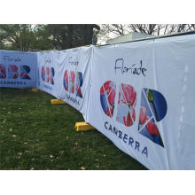 Tyg Mesh Fence Banner Signs Wrap