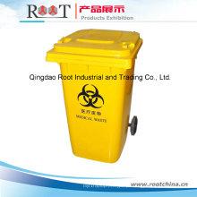 Molde plástico do escaninho Waste médico