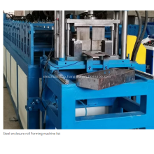 Flush Mount Electrical Enclosure Roll Forming Machine