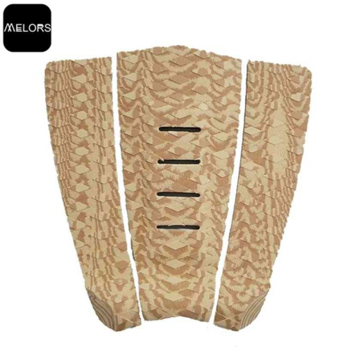 Melors Traction Deck Pad Longboard Tail Grip Mats