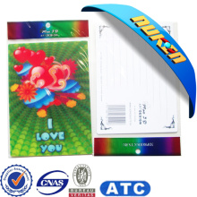 Best Price Plastic 3D Card Smart Card
