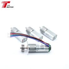 GM20-180SH-EN 12v small electric dc motor with encoder