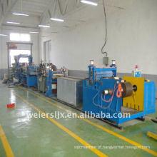 Linha de produção de fita de PVC