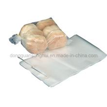 Perfs saco de embalagem / saco de plástico transparente embalagem / saco de armazenamento de alimentos