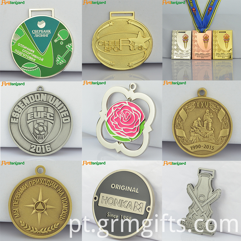 Medals Sublimate