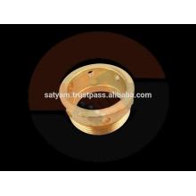 Peças da bomba de pulverizador de latão - Porca de gengiva de latão