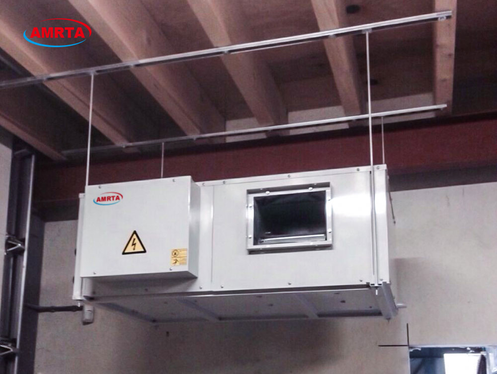 Water Source Heat Pump Installation