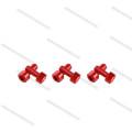 Parafuso de tampão / parafusos de alumínio de ColorfulSocket para o preço da maquinaria da fabricação do zangão / helicóptero de RC