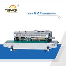 Heißer Verkaufs-automatischer horizontaler ununterbrochener Band-Siegel mit Drucker