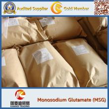 25kg / Bag Lebensmittel Geschmacksverstärker Mononatriumglutamat (msg)