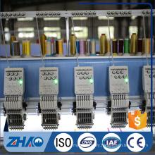 ZS 21 heads automatic computerized embroidery flat machine
