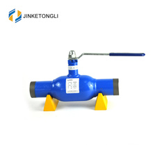 JKTL ptfe lined ball valves handle lock