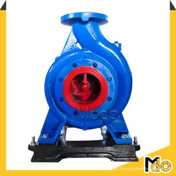 Bomba de água centrífuga horizontal elétrica pequena