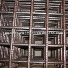 200 * 200 reforço de malha de concreto, tecido de solda (fábrica de Anping)