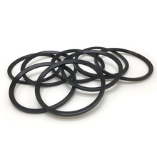 Heat Resistant Slant Gasket DIN3869 Threaded Connector Trapezoidal ED Rubber Seal Ring Seals DIN Static Seal For Pipe Joint