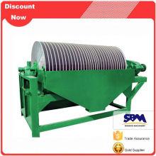 2018 new type iron sand magnetic separator, iron sand separator machine