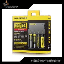 Многофункциональное зарядное устройство Nitecore Intellicharger I4