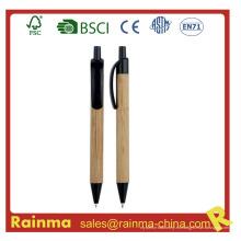 Bolígrafo de madera de bambú para Eco Stationery635