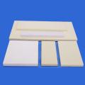 Kundenspezifisches industrielles Quadrat 99% 99,5% Aluminiumoxid-Keramikplatte