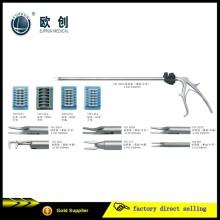 Laparoscopic Surgical Forceps Titanium Clip Applicators