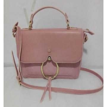 Ss18 Girly Taschen PU Damen Satchel Taschen (ZXH435)