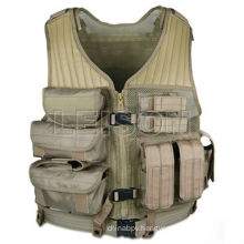 Nylon tactical web vest carry plate vest army vest ISO Standard