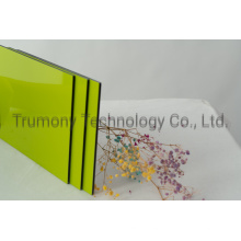 Feve PVDF Ral Pantone High Glossy Color Decoration Material ACP Aluminum Composite Panel for Building Wall Cladding