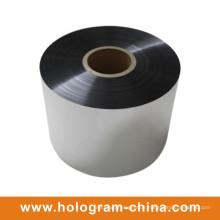 Feuille d'aluminium argentée gaufrée