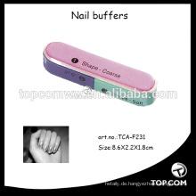 Werkzeuge und Ausrüstungen für die Nagelpflege, Nagelpuffer