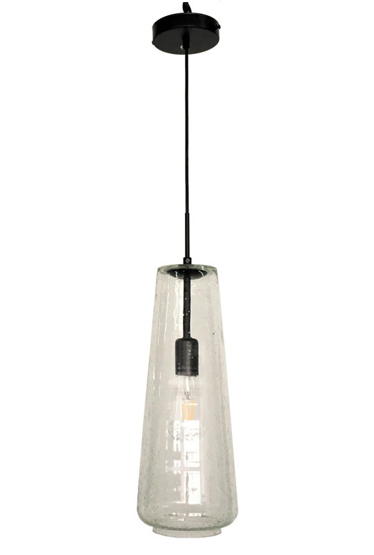 Glass Shade Pendant Light