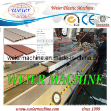 WPC Deck Floor / Garden Fence / Post / Hand Railings Профильная машина