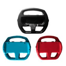 Suporte de suporte da pega do volante ABS para Nintendo Nintend Switch Direito esquerdo Joy-Con Joycon NS NX Controlador Acessório do jogo