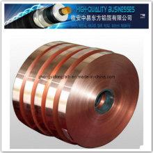 Ruban adhésif en caoutchouc isolant pour blindage de câble (CU / PET)