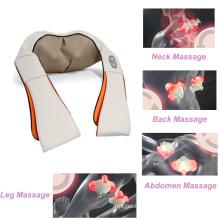 Rechargeable Wireless Heating Shiatsu Massage Belt Body Massager