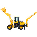 The cheapest backhoe loader machine hydraulic transmission backhoe loader parts with 2000kg capacity