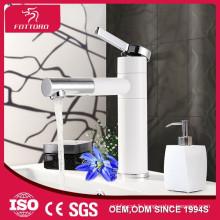 robinet blanc robinet de bassin italien robinets à long col
