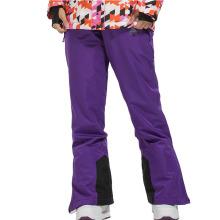 Ткань лыжных штанов для девочек мягкая и удобная