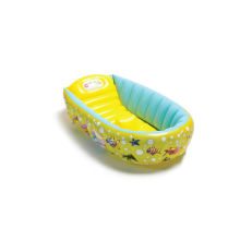 Non slip baby bath tub