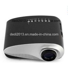 LED Projecteur de cinéma LED Multimédia Portable Video Pico Petit mini projecteur LED avec USB SD AV VGA