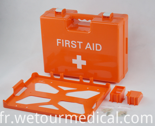 High Quality ABS First Aid Bag