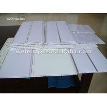 Línea de producción de paneles de rejilla hueca