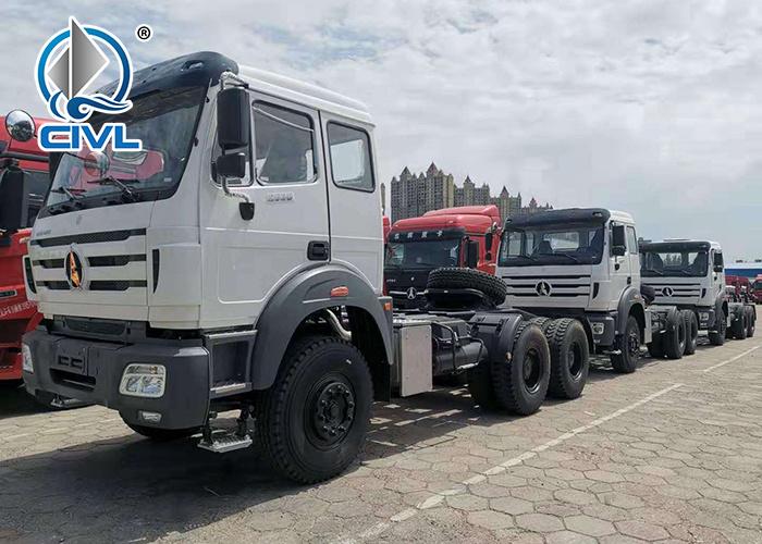 Beiben 6x4 Tractor Truck 3