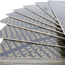 Immer Gebrauch 7-8 mal Bau Sperrholz mit schwarz / braun Farbe