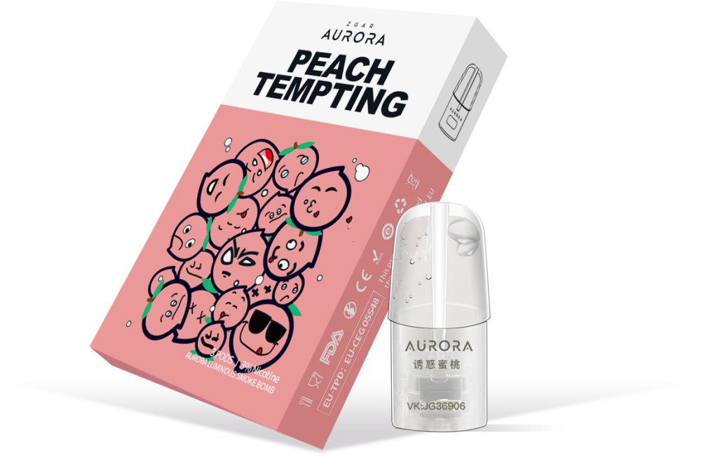 Peach Tempting