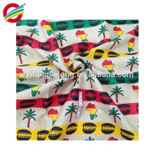 High Quality african wax prints fabric hitarget textile