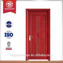 Heiße verkaufende hölzerne französische Türen für Villa-Haustürentwurf shengyi Tür