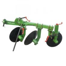 18HP Walking Tractor 2 Disc آلة المحراث